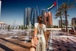 611 лидов по 76р за месяц на экскурсии в ОАЭ