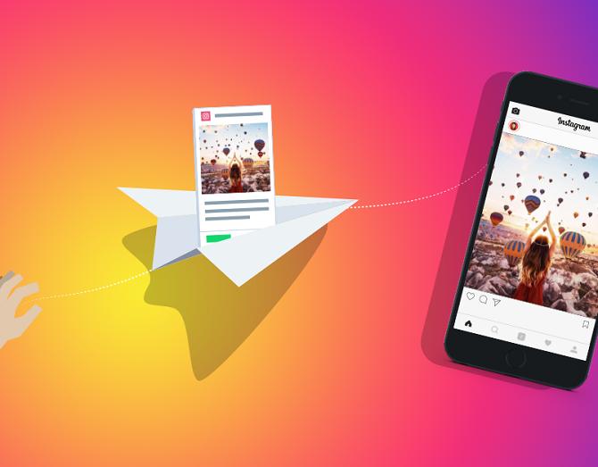 Как сделать рассылку в Инстаграм новым подписчикам
