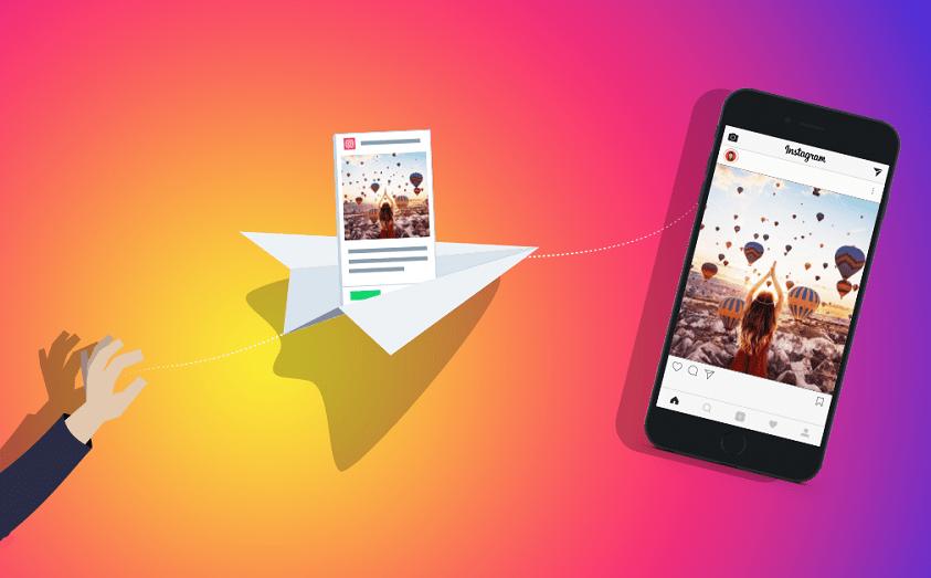 Как сделать рассылку в Инстаграм новым подписчикам фото главное